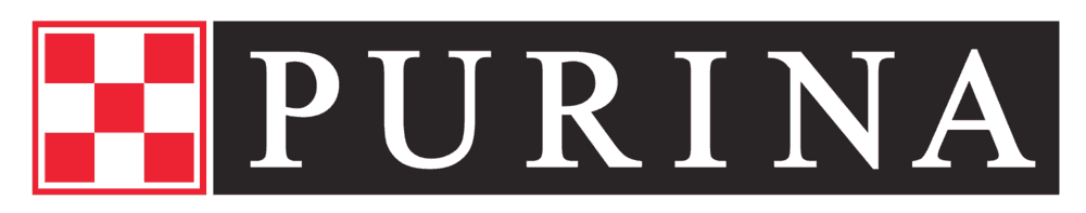 Purina pet food logo