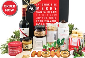 Charity Christmas Hampers