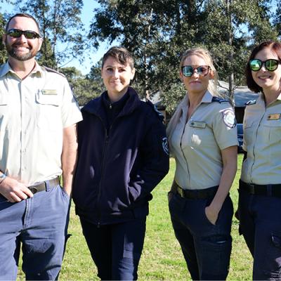 AWL NSW Inspectors