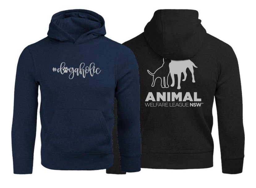 Printed hoodie Dogaholic